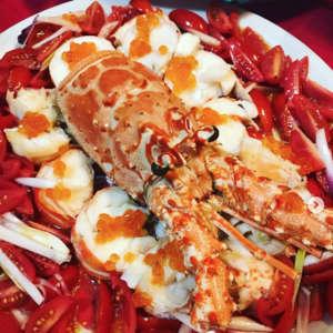 Aragosta alla Catalana, secondo piatto tipico di Alghero