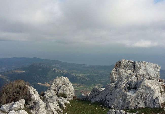 Monte-Albo-Panorama