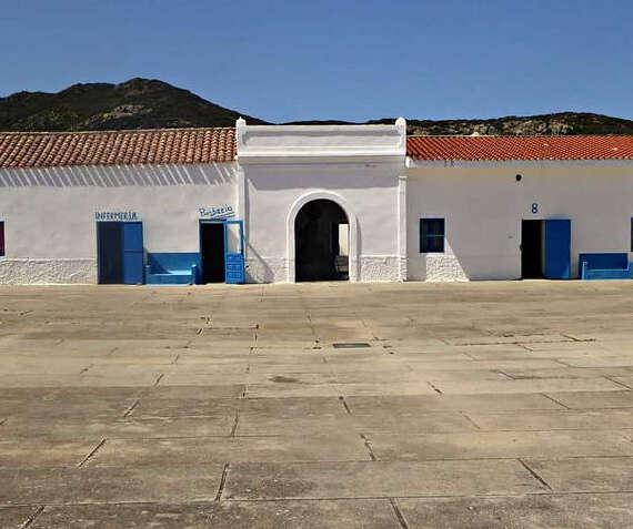 Edificio direzione del carcere