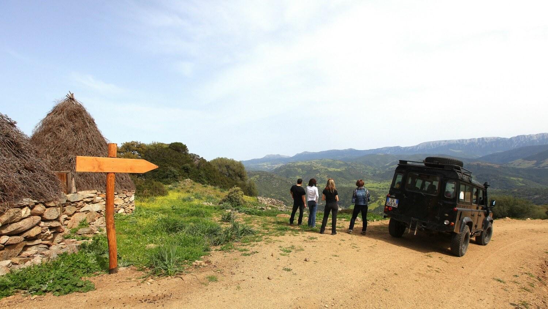 escursioni naturalistiche parco tepilora