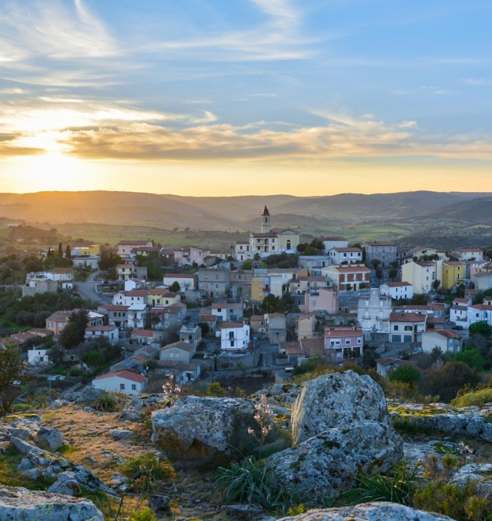 Sardegna Comune di Onani