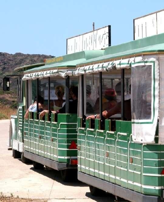 Trenino Verde Asinara